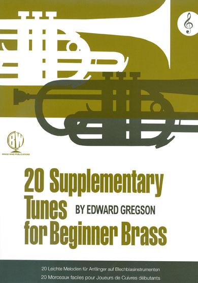 20 Supplementary tunes for beginner brass image