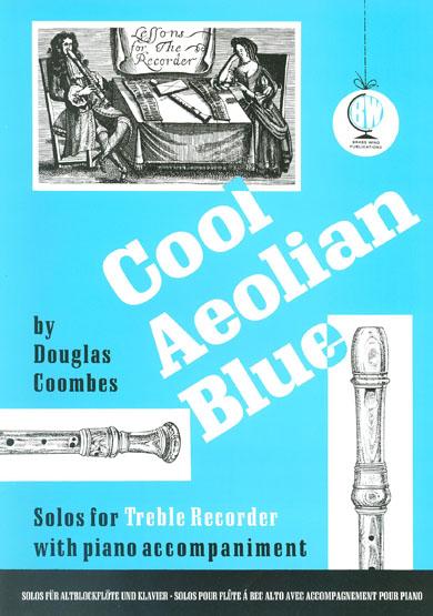 Cool Aeolian blue image