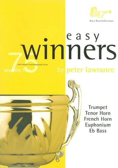 Easy winners - 75 well known tunes image