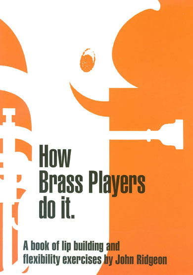 How brass players do it image