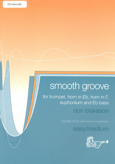 Smooth Groove for Horn in Eb