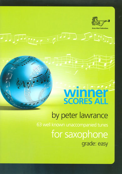 Winner Scores All for Saxophone