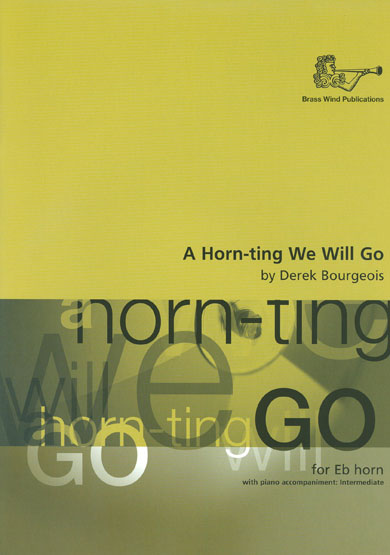 A horn-ting we will go image
