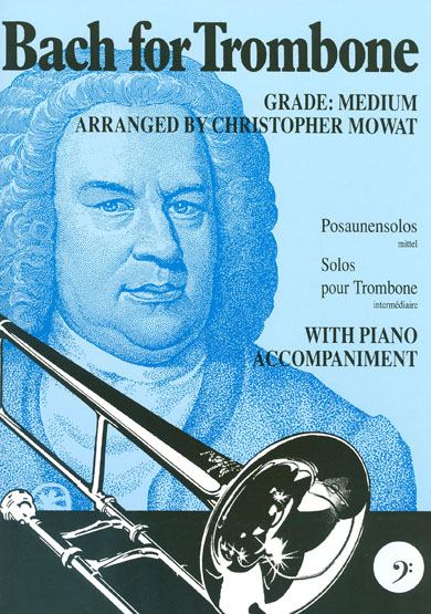 Bach for trombone image
